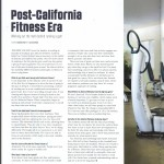 AUGUSTMAN- Post California Fitness Era