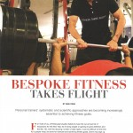 Bespoke Fitness Takes Flight